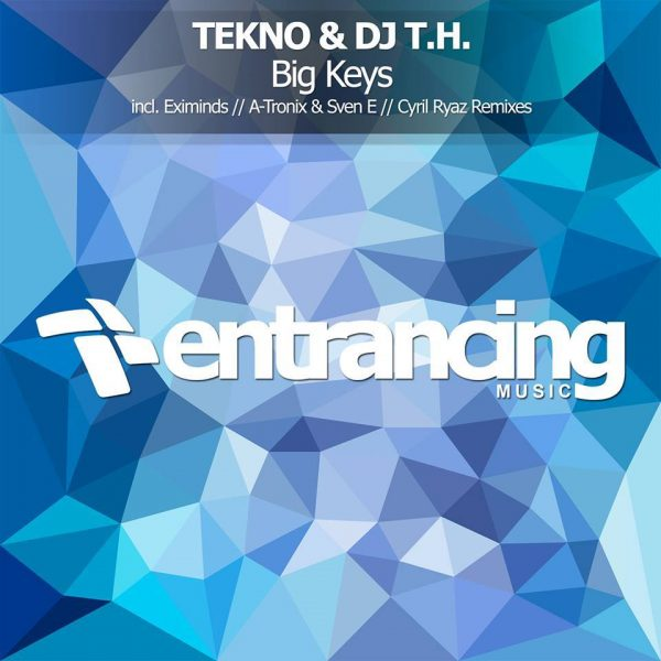TEKNO & DJ T.H. - Big Keys (THE REMIXES)